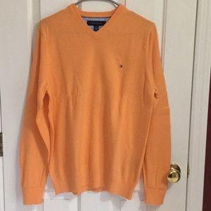Men's Tommy Hilfiger V Neck sweater size M
